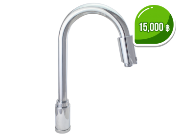 HEF-300A (Electric Type) | HEF-300B (Battery Type) | ก๊อกน้ำอัตโนมัติ | Automatic Faucet